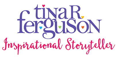 Author Tina Ferguson Logo